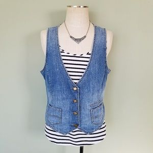 Gap 1969 Denim Vest